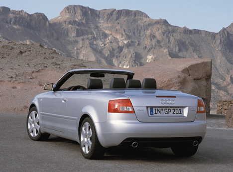 Фото Audi A4 Cabriolet